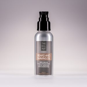 The Oil Hut 100% Natural Beard And Shaving Oil