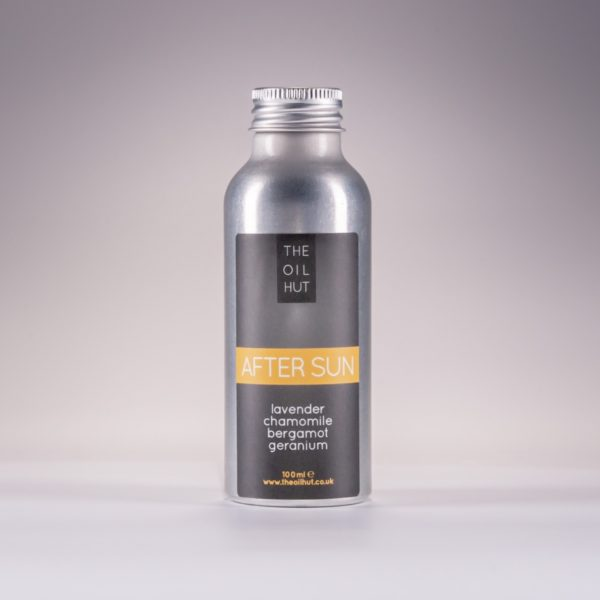 The Oil Hut 100% Natural After Sun Oil