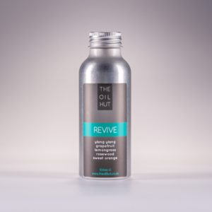 The Oil Hut 100% Natural Revive Oil