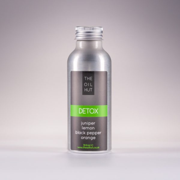The Oil Hut 100% Natural Detox Oil