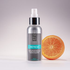 The Oil Hut 100% Natural Refreshing Facial Spray
