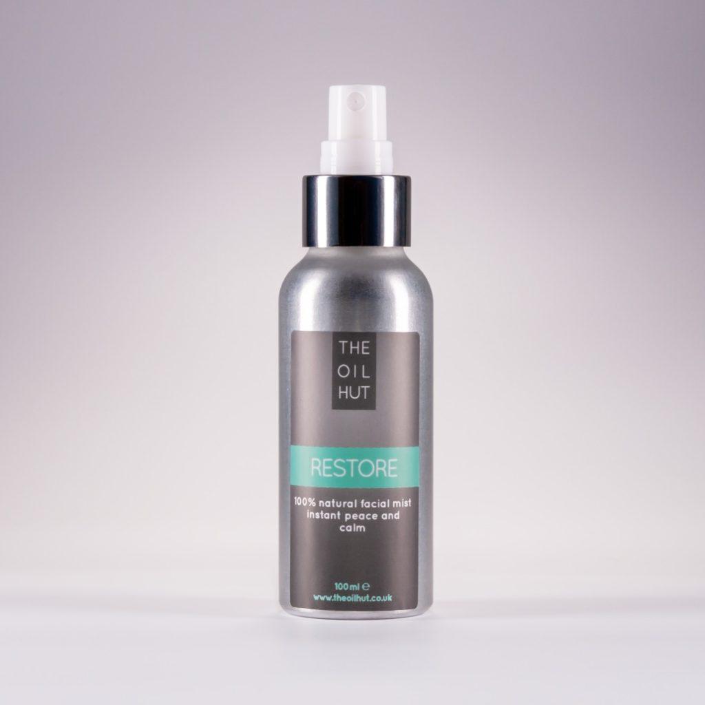 The Oil Hut 100% Natural Calming And Restoring Facial Spray