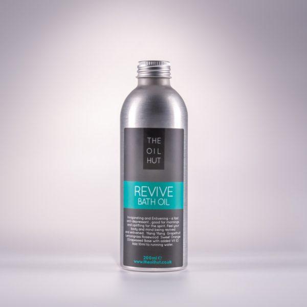 The Oil Hut 100% Natural Anti Depressant Bath Oil