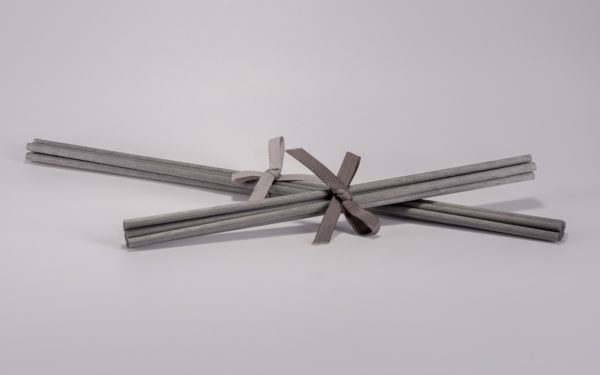 Replacement Eco Fibre Reed Sticks Set Ribbon Tied