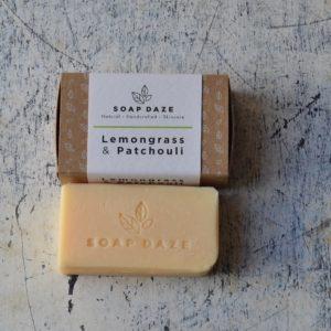 Lemongrass And Patchouli Vegan Soap