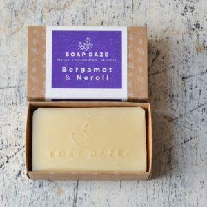 Bergamot Neroloi Vegan Soap