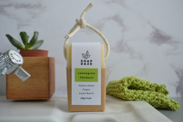 Lemongrass Natural Soap