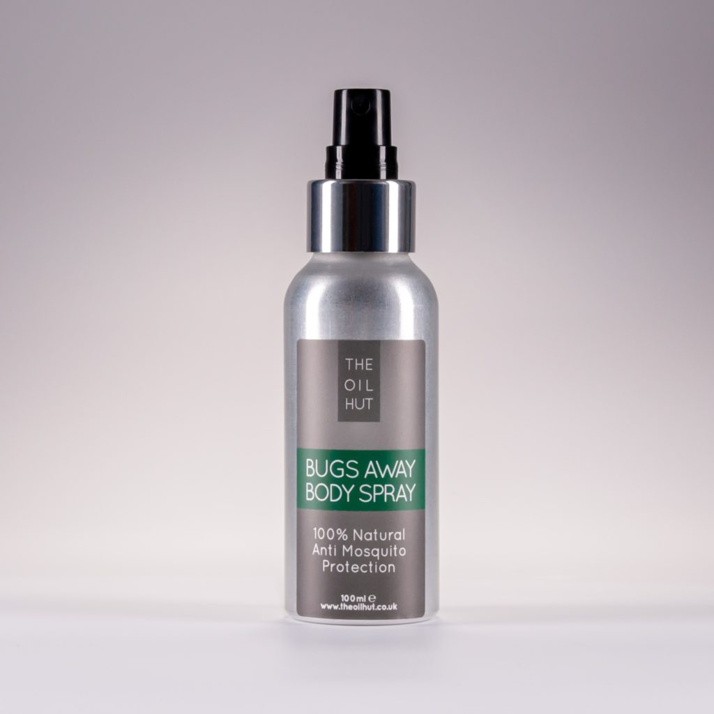 Bugs Away Body Spray Mosquito And Bug Repellent